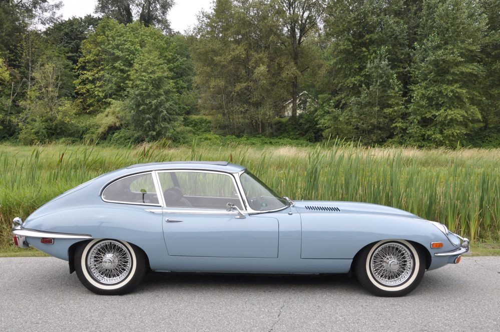 1970 Jaguar E-Type 2+2