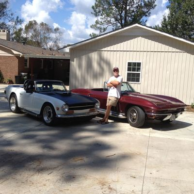 TR6 AND VET