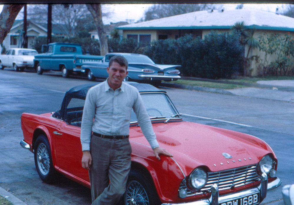 Picking up in Calif new in 1964
