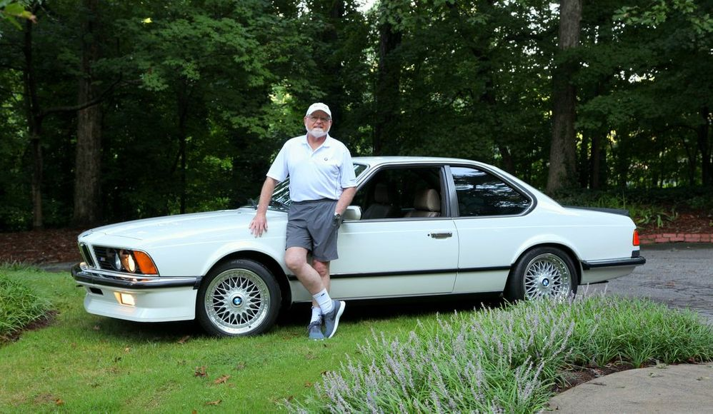 George Whiteley '85 BMW 635CSi
